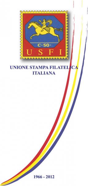 ANNUARIO UNIONE STAMPA FILATELICA ITALIANA