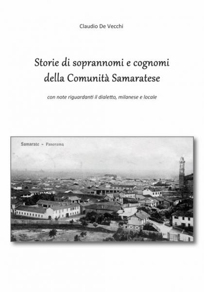 STORIE DI SOPRANNOMI E COGNOMI DELLA COMUNITÀ DI