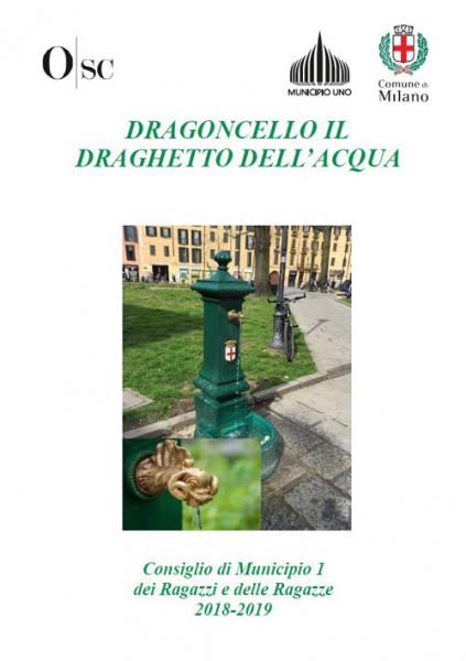 DRAGONCELLO IL DRAGHETTO DELL'ACQUA
